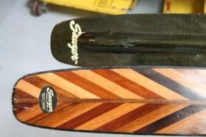 Sawyers oars
