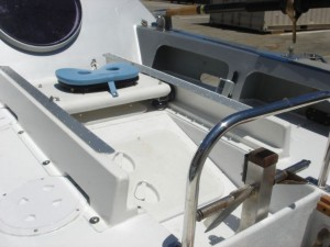 Rowing seat by Gig Harbor Boatworks