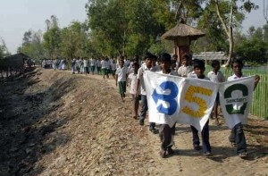 350 in Sunderbans, India